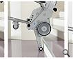 Prezentacja ruchu mechanizmu kołowo-kroczącego w schodołazie YACK N962 -