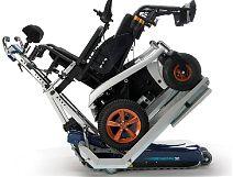 Schodołaz gąsienicowy dla niepełnosprawnych Sherpa N959TM z rampami bocznymi -