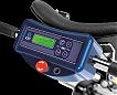 Elektryczny panel sterowania z monitorem to niewątpliwy atut, stawiający schodołazy Sherpa N959TM ponad konkurencją -